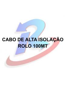 CABO DE ALTA ISOLACAO DNI AT40PT 22 AWG 40 KVCC PRETO