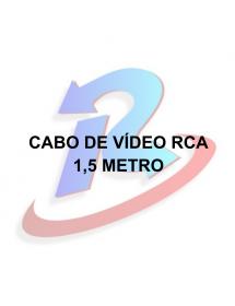 CABO DE VIDEO EXBOM CBX-V3RCA15 3RCA X 3RCA 1.5 METROS