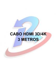 CABO HDMI 3 METROS X-CELL XC-HDMI 3M
