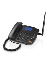 TELEFONE CELULAR RURAL DE MESA RE502 QUADRIBAND 2G DUAL SIM
