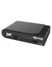 RECEPTOR E CONVERSOR DIGITAL BEDIN SAT ULTRA BOX FULL HD