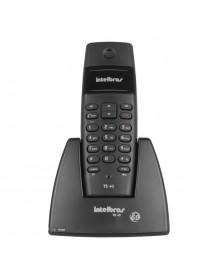 TELEFONE SEM FIO INTELBRAS TS40 PRETO 4070355