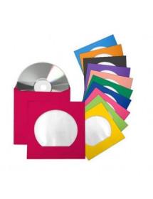 ENVELOPE MAXPRINT PARA CD CORES VARIADAS