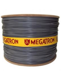 CABO LAN MEGATRON 2 PARES 1000M 100% COBRE