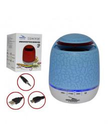 CAIXA DE SOM GRASEP D-BH1034 BLUETHOOT/USB