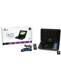 DVD PLAYER PORTATIL KNUP KP-D115