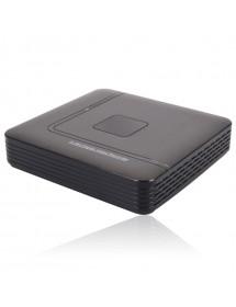 DVR 4 CANAIS H.264 NETWORK VIDEO RECORDER