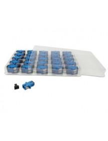 ADAPTADOR OPTICO INTELBRAS 4710012 SIMPLEX SC/UPC - XFA 1