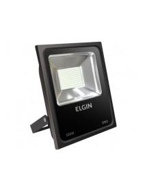 REFLETOR DE LED ELGIN 100W BRANCA FRIA IP65 YT01
