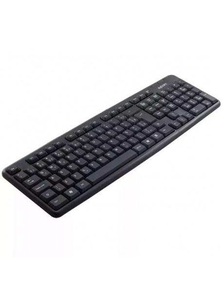 TECLADO EXBOM USB BK-103