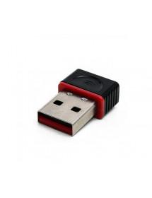 ADAPTADOR WIRELESS EXBOM 802.IIN 150Mbps USB 2.0