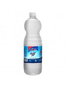 ALCOOL 70° LIQUIDO  GL POLLUX - 1L