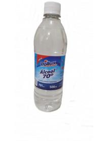 ALCOOL 70º LIQUIDO  GL POLLUX - 500ML