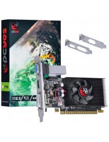 PLACA DE VIDEO PCYES GT 710 2GB DDR3 64 PA710GT6402D3LP 30676