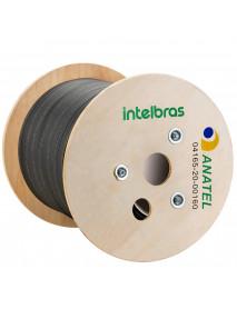 FIBRA DROP OPTICO INTELBRAS 4830068 1KM CFOAC-BLI A/B LSZH