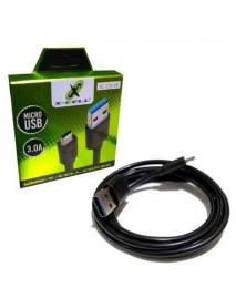 CABO PARA CELULAR USB / V8 X-CELL - XC-CD-V8 - 1.2 M