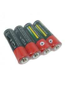 PILHA AA  SUPER ENERGIA R6S 1.5V C/ 4 UNI