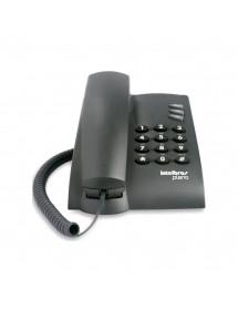 TELEFONE PLENO INTELBRAS 4080051 PRETO COM FIO