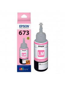 REFIL DE TINTA EPSON MAGENTA CLARO T673620 L800