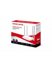 ROTEADOR MERCUSYS MW325R 300Mpps 4 ANTENAS 5dbi