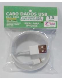 CABO DE DADOS IPHONE USB RTEC