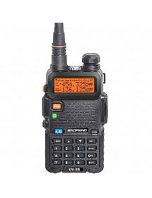 RADIO COMUNICADOR BAOFENG UHF/VHF WALKIE-TALKIE 5KM