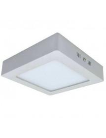 LUMINARIA DE LED XL POWER PG-Q18WBQ 18W 1350LM BRANCO QUENTE - QUADRADA
