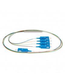 CABO OPTICO COM DIVISOR PLC (SPLITTER) 1x4 SC/UPC XFS 141 INTELBRAS 4830029