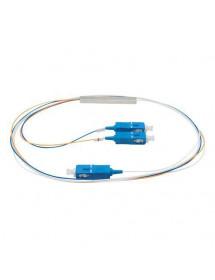 CABO OPTICO COM DIVISOR PLC (SPLITTER) 1x2 SC/UPC XFS 121 4830028