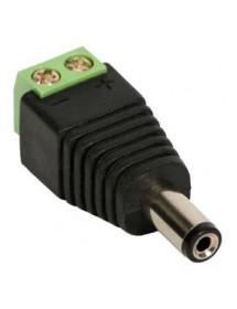 CONECTOR P4 MACHO SE127 UNIDADES CFTV