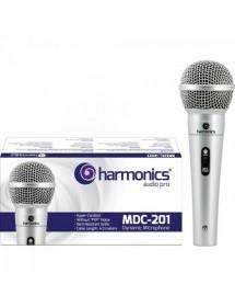 MICROFONE HARMONICS CABO 4,5M MDC201-51006