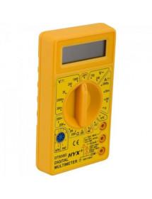 MULTIMETRO DIGITAL PRECISION DT-830 COM BATERIA 9V 0490