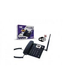 CEL. DE MESA BEDINSAT BDF-12 3G COM ROTEADOR WIFI
