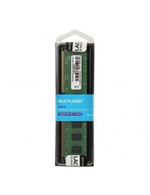 MEMORIA 8GB MULTILASER MM810 DDR3 UDIMM 1600 MHZ