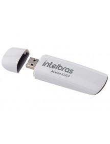ADAPTADOR USB WIRELESS INTELBRAS 4710018 ACTION A1200