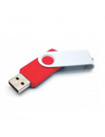 PEN DRIVE 4GB USB VERMELHO