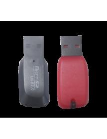 LEITOR DE CARTAO 15in1 USB 2.0 CARD READER S-30026