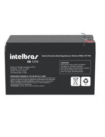 BATERIA SELADA INTELBRAS 4821000 VRLA 12V 7 0AH XB 1270 C.I. 2 10A