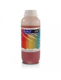 TINTA QUALY INK HP 1L AMARELA SERIE 8000/8100/8500/8600 YC3H 1181